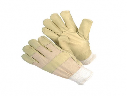 131PAW Leather Palm Gloves