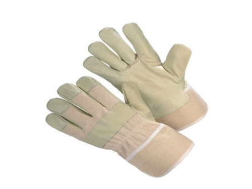 88CAWA Leather Palm Gloves