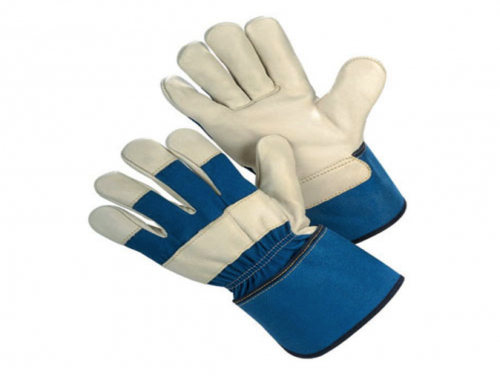 K201CAB Leather Palm Gloves