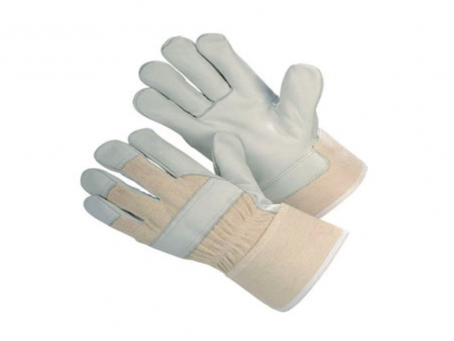 K201CAW/N Leather Palm Gloves