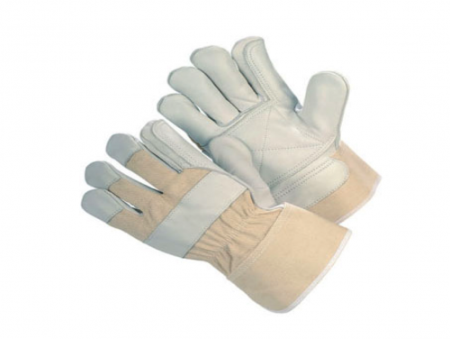 K201CAW/N/DP Leather Palm Gloves